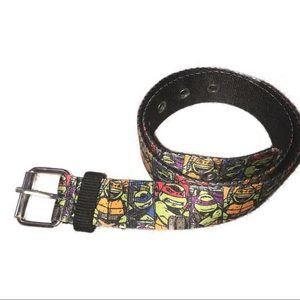 Youth TMNT belt